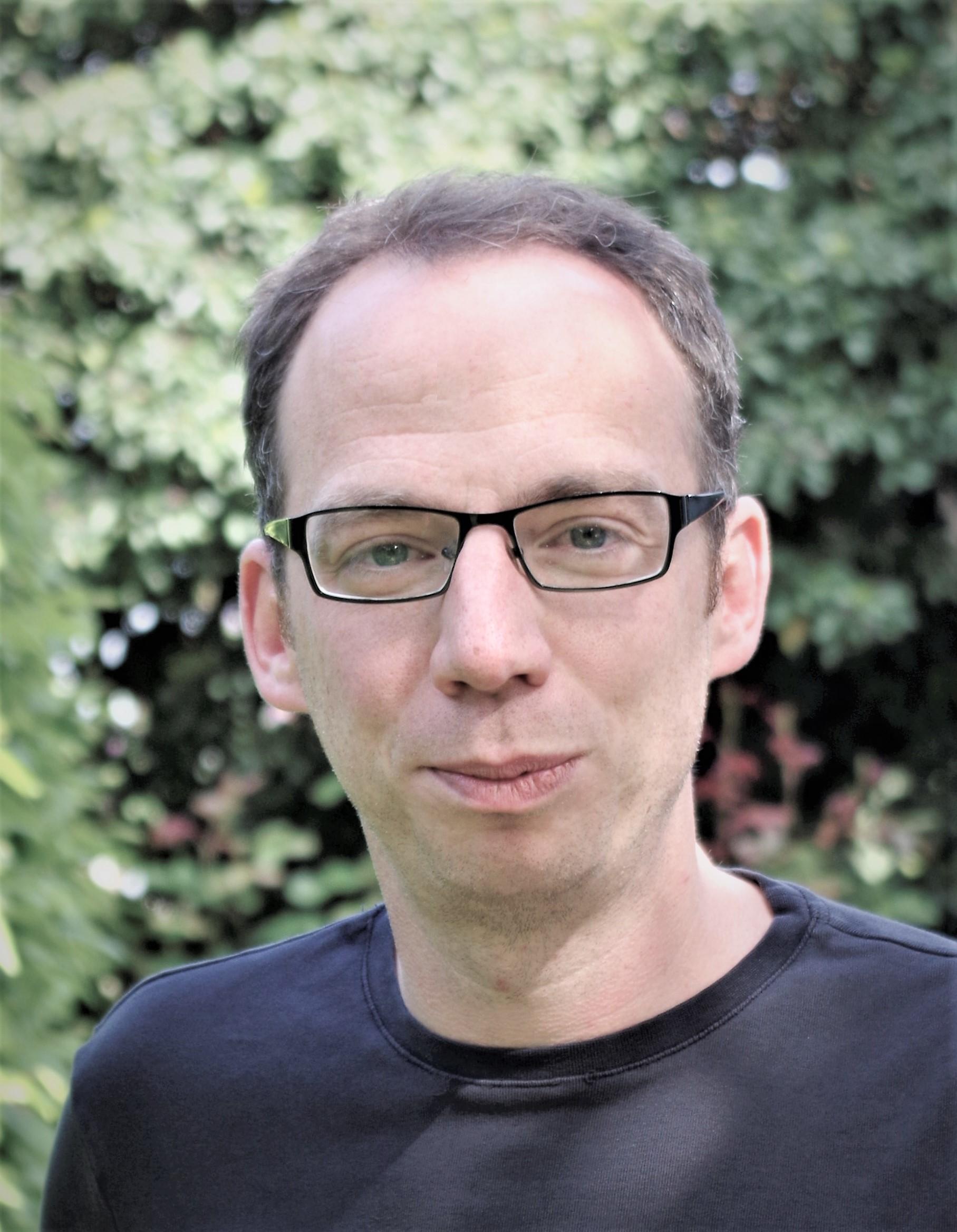 Portrait Sven Prange1